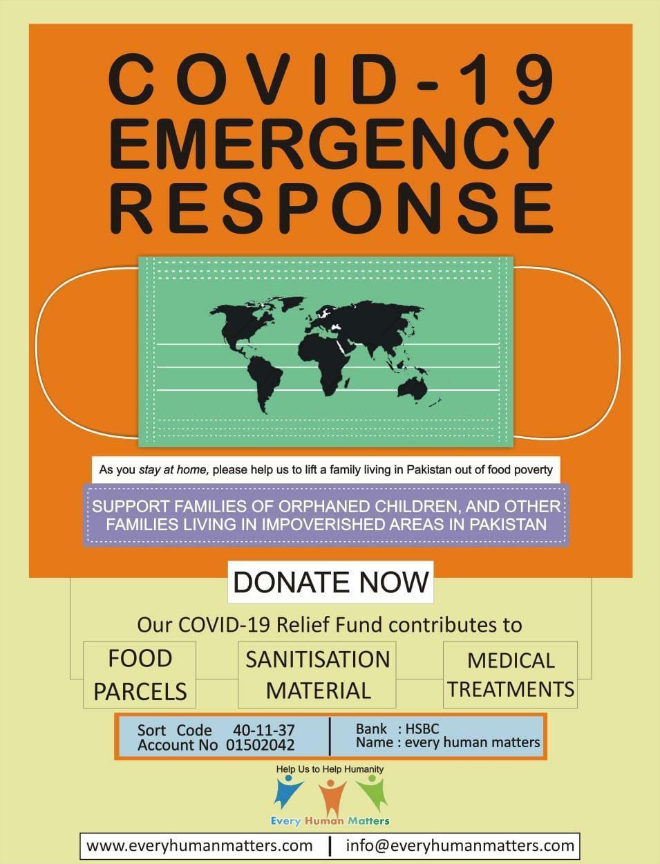 COVID-19 Emergency Response